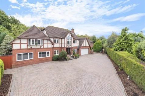 The Paddock, Killams. 5 bedroom detached house for sale
