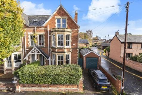 The Avenue. 5 bedroom semi-detached house for sale