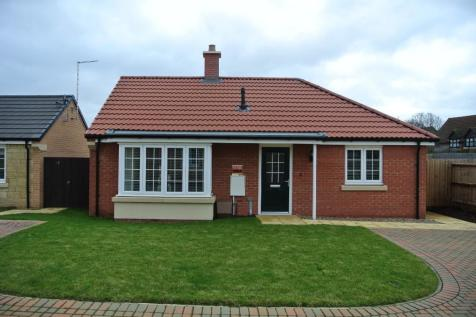The Holland @ The Croft, Baston, PE6 9QW. 2 bedroom detached bungalow