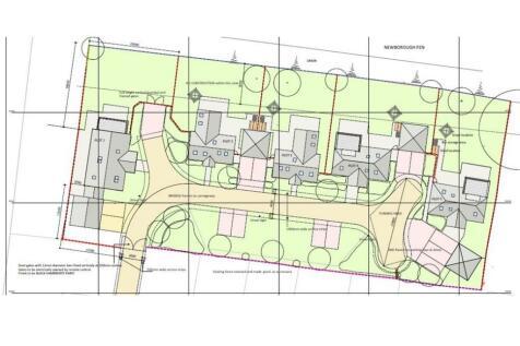 Plot 4, Guntons Road, Newborough, PE6. 4 bedroom detached bungalow