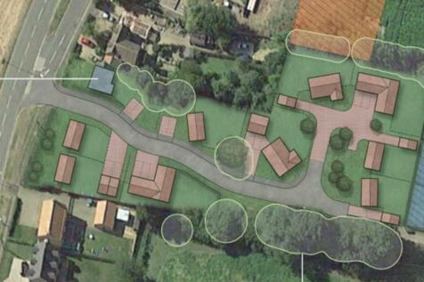 Development Site, Barrier Bank, Cowbit, PE12. Plot for sale