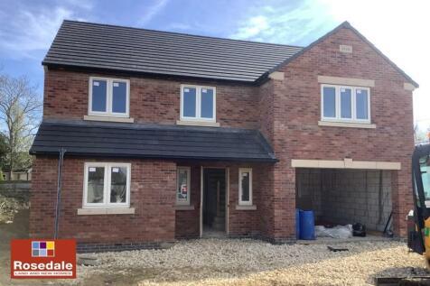 Plot 1, Manor Road, PE7. 5 bedroom detached house