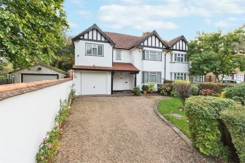 Bathurst Walk, Richings Park, Buckinghamshire. 4 bedroom semi-detached house
