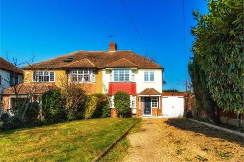 Thorney Mill Road, Iver, Buckinghamshire. 3 bedroom semi-detached house