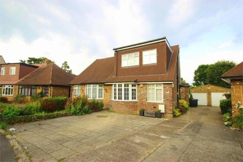 Chequers Orchard, Iver, Buckinghamshire. 4 bedroom semi-detached bungalow