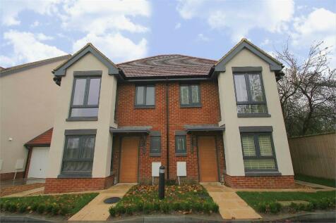 Apsley Walk, Richings Park, Buckinghamshire. 3 bedroom semi-detached house