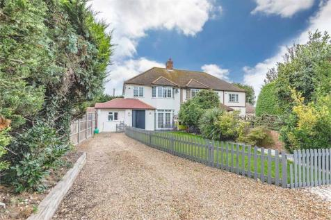 Thorney Mill Road, Iver, Buckinghamshire. 3 bedroom semi-detached house for sale
