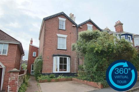 South Avenue, Heavitree, Exeter. 5 bedroom semi-detached house