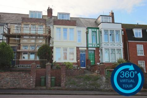 Heavitree Road, Exeter. 6 bedroom terraced house for sale