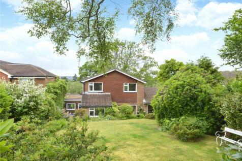 Haslemere, Surrey, GU27. 3 bedroom detached house