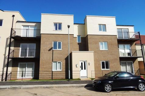 Great Mead, Yeovil, Somerset, BA21. 2 bedroom apartment