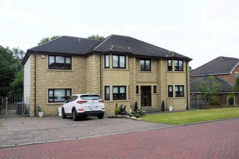 Faulkner Grove, Motherwell, Lanarkshire, ML1. 4 bedroom detached house