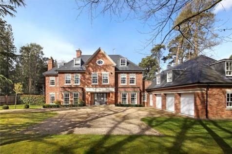 Heathfield Avenue, Sunninghill, SL5. 7 bedroom detached house for sale