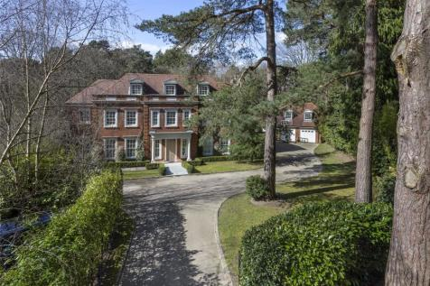 Heathfield Avenue, Sunninghill, SL5. 7 bedroom detached house for sale