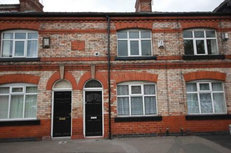 Higher Hillgate, Stockport. 2 bedroom terraced house