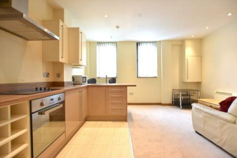 Nile Street, Sunderland, Tyne And Wear, SR1. 1 bedroom apartment