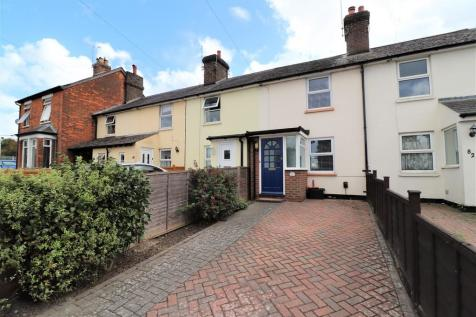 Priory Road, TONBRIDGE. 2 bedroom terraced house