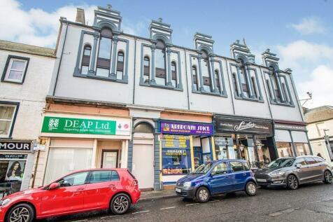 Keptie Street, Arbroath, DD11. 1 bedroom flat