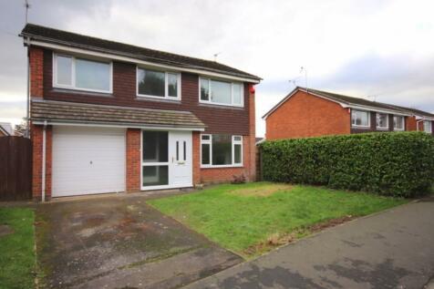 Windsor Road, Wistaston, Crewe, CW2. 4 bedroom detached house