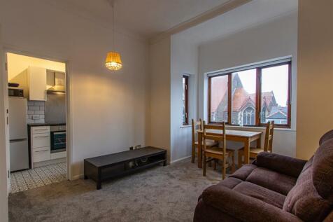 Piercefield Place, Adamsdown. 1 bedroom apartment