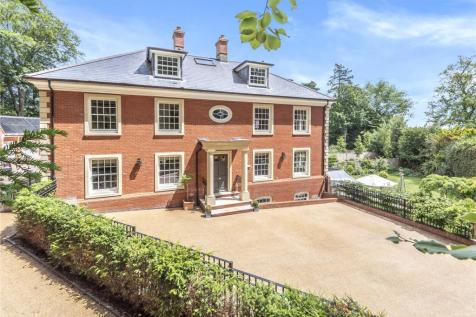Sleepers Hill, Winchester, Hampshire, SO22. 5 bedroom detached house