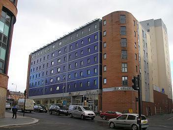 Blackfriars Road, Glasgow G1 1QG. 1 bedroom flat
