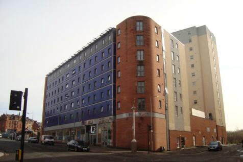 ACT23 Blackfriars Road, Glasgow G1 1PZ. Studio flat