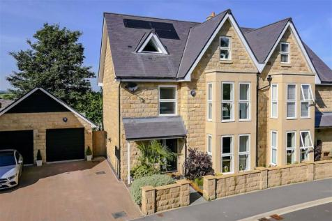 Connaught Court, Harrogate, North Yorkshire. 5 bedroom semi-detached house