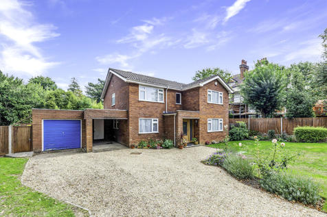 Langley Avenue, Surbiton. 4 bedroom detached house