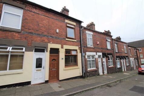 Stedman Street, Birches Head, Stoke on Trent. 2 bedroom terraced house
