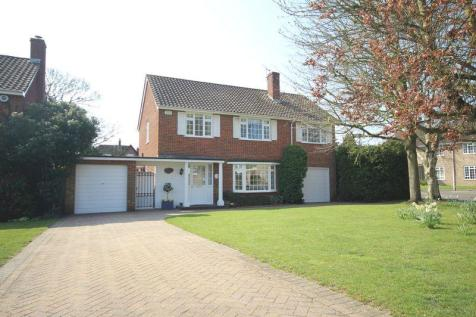 Chiltern Way, Tonbridge. 4 bedroom detached house for sale