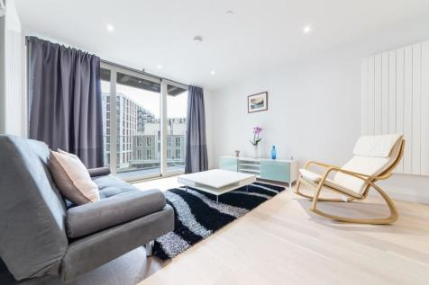 Liner House, 12 Admiralty Avenue, Royal Wharf, Royal Wharf, London, E16. 1 bedroom apartment