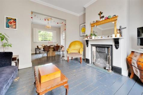 Stannard Road, Dalston, E8. 4 bedroom semi-detached house for sale