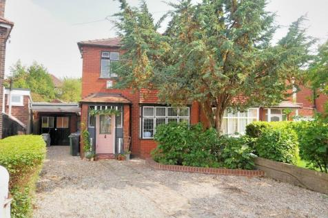 Greave Road, Offerton, Stockport, SK1 4JN. 3 bedroom semi-detached house