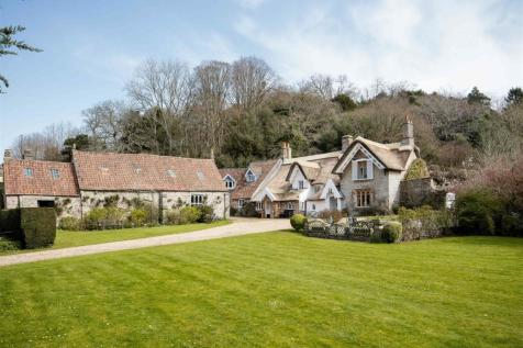 Chelvey Batch, Brockley, Bristol. 5 bedroom country house for sale