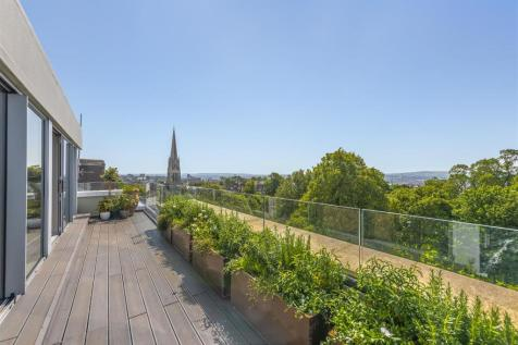 Harley Place, Clifton, Bristol, BS8. 4 bedroom penthouse for sale