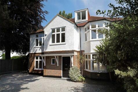 Copse Hill, Wimbledon, SW20. 5 bedroom detached house for sale
