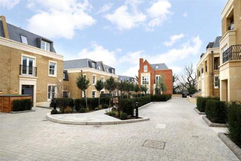 Blossom Square, 8A The Drive, SW20. 4 bedroom house for sale