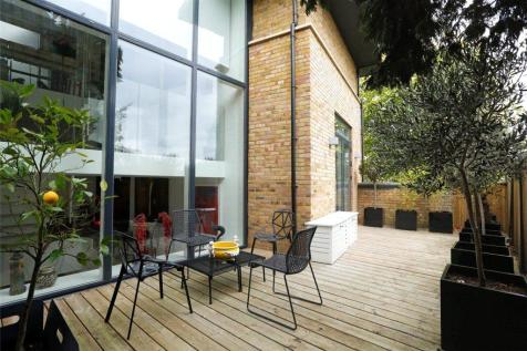St Mary's Road, Wimbledon, SW19. 4 bedroom detached house for sale