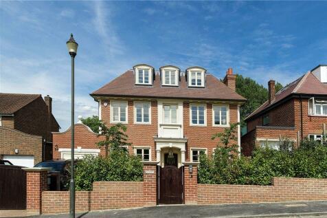 Lambourne Avenue, Wimbledon, SW19. 7 bedroom detached house for sale