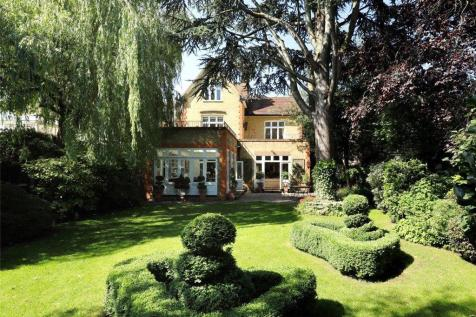 Ridgway Gardens, Wimbledon Village, SW19. 6 bedroom detached house