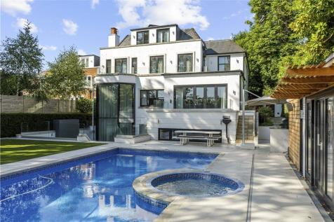 Burghley Road, Wimbledon, SW19. 5 bedroom detached house for sale
