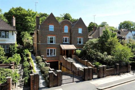 Home Park Road, Wimbledon, SW19. 7 bedroom detached house