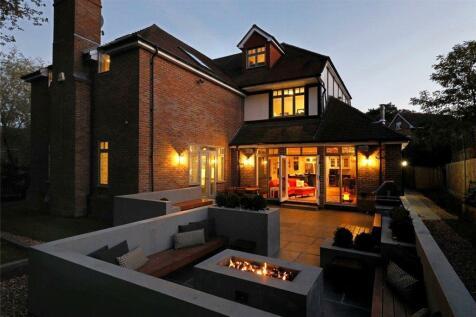 Bathgate Road, Wimbledon, SW19. 5 bedroom detached house for sale