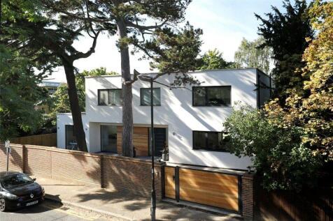Edge Hill, Wimbledon, SW19. 5 bedroom detached house for sale