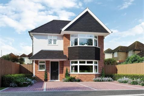 Stenhurst Road, Oakdale, POOLE, Dorset. 3 bedroom detached house