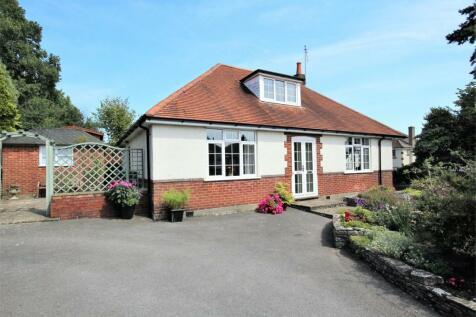 Fernside Road, Poole, Dorset. 2 bedroom detached bungalow