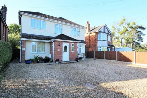 Cornelia Crescent, Branksome, Poole, Dorset. 7 bedroom detached house for sale