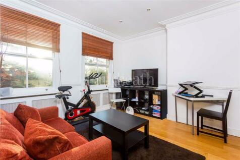 Downside Crescent, Belsize Park, London. 1 bedroom flat