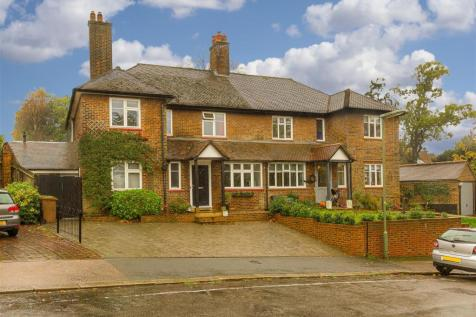 Millway, Reigate. 4 bedroom semi-detached house for sale